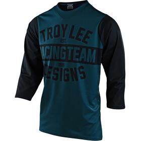 Troy Lee Designs Ruckus 3/4 Trikot blau